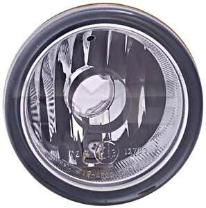 Fog Light Left Fits FIAT Sedici Suv SUZUKI Sx4 Hatchback 2006-