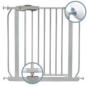ib style® KAYA cancelletto di sicurezza per bambini cancello barriera Auto-Close