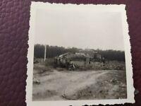 2 WK Foto Panzer Sowjetische?