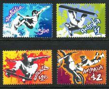 Australian 2006 Extreme Sports, set of 4, mint never hinged
