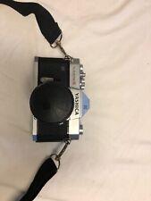 YASHICA TL Electro X and Yashinon-DX 50mm f/1.4 M42 Mount Lens Tomioka Version