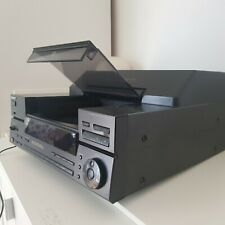 100-fach  CD Player Sony CDP CX 100 MegaStorage full working