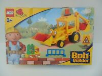LEGO DUPLO Scoop on the Road set 3272 2001 Some damage to box. New Sealed