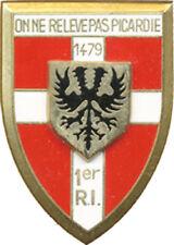 1° Régiment d'Infanterie, écu, Arthus Bertrand pour Editions Atlas (6160)