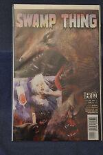 Swamp Thing v4 issue 11 DC Vertigo Comics by Joshua Dysart & Enrique Breccia