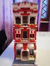 LEGO MODULAR CREATOR MOC - LEGO CITY HOUSE - LEGO CASA DI CITTA' - 10182-10196..