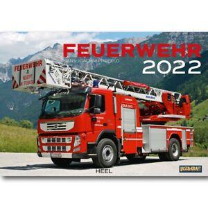 Kalender Feuerwehr 2022