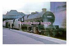 gw0222 - British Railway Engine 45739 @ Doncaster Station 1966 - photograph 6x4