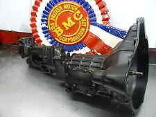 MG MIDGET / AUSTIN HEALEY SPRITE 1098 REMANUFACTURED EXCHANGE GEARBOX