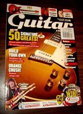 Guitar & Bass Magazine December 2009 Printed in the UK