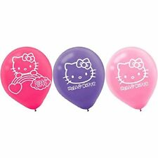 d99732ab2 Hello Kitty Tween Latex Balloons 6pcs Party Decorations Favors Supplies