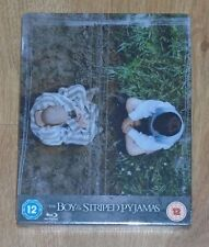 The Boy in the Striped Pyjamas (blu-ray) Steelbook. NEW and SEALED (UK release)
