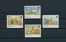 Jersey   549-2 MNH, Christmas, 1990