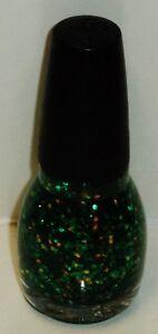 1 Bottle Of Sinful Colors Professional Nail Enamel Nail Polish GALAXY SEA #1498