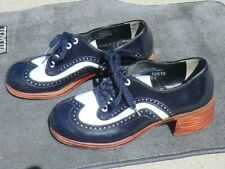 1970s Platform Disco Shoes
