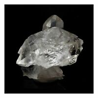 Quartz Hyalin. 415.0 Ct. Solid of / the Mont-Blanc, France
