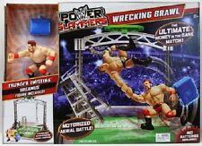 WWE Power Slammers Hand Grabbin' Sheamus Wrecking Brawl Combat Kid Children Toy