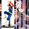 Collections Anime Jouets My Hero Academia Todoroki Shoto Figurines Statues 19cm