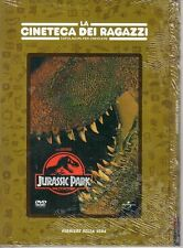 dvd JURASSIC PARK Corriere della sera
