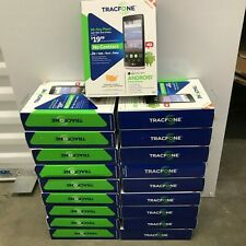 Lot of 17 NEW Tracfone LG Destiny 4G Android Prepaid Phone