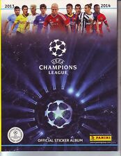 EMPTY ALBUM UEFA CHAMPIONS LEAGUE 2013-2014 PANINI - VUOTO LEERALBUM