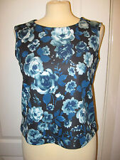 George Casual Floral Sleeveless Tops & Shirts for Women