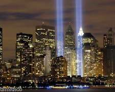World Trade Center 9/11 September 11 Memorial NYC 8x10 Photo 002