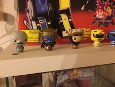 mighty morphin power rangers pint size heroes complete set.