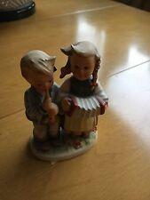 Vintage Hummel Figurine - Birthday Serenade Old Style 218 2/0 - Tmk3 -