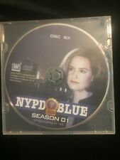 NYPD BLUE SEASON ONE DISC 6 ONLY