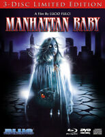 Manhattan Baby (Limited Edition) [New Blu-ray] With DVD, 3 Pack