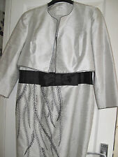 Condici Mother of the Bride / Ascot Dress & Jacket size 16 never worn