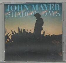 john mayer -shadow days rare  promo cd