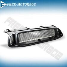 For 04-05 Subaru Impreza WRX STI Black ABS Front Grille Grill New In Box