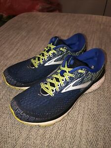Brooks Ghost 11 Running Trainers Mens Size 9.5