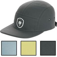 Hurley Men's Dri-FIT Coastal Wolf Adjustable 5 Panel Camper Hat Cap
