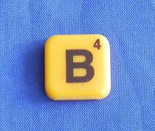 Words With Friends Single Magnet B Tile Replacement Game Parts Pieces Craft