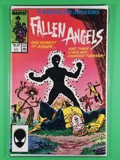 Fallen Angels #1 (Marvel, April 1987)