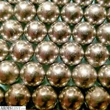 50 Count Pack Round Lead .451 Diameter Balls