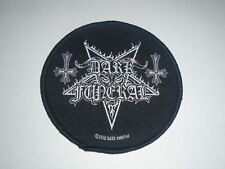 DARK FUNERAL BLACK METAL WOVEN PATCH