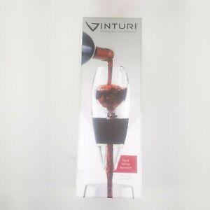 VINTURI Red Wine Aerator with Bonus Cleaning Kit Included ALL Taste / NO waste