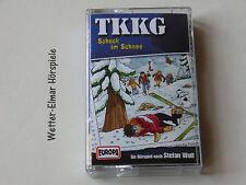 TKKG - MC - Folge 170 - Schock im Schnee - Neu & OVP