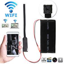 DIY Module Wireless Wifi Mini Spy Camera IP Hidden Security Cam For Android IOS