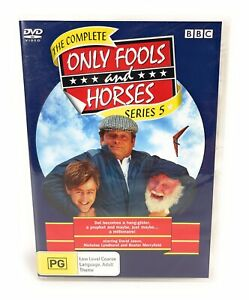 Only Fools and Horses Series 5 BBC DVD New & Sealed Region 4 Free Postage