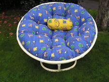 "Papasan Cushion - extra large 60"" jumbo"