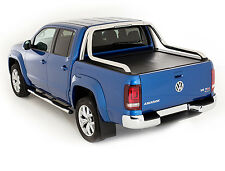 Volkswagen Amarok Auto Remote Retractable Ute hard Lid Cover Roller Top Roll Top