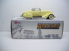 BROOKLIN MODELS BRK93X 1935 STUDEBAKER COMMANDER ROADSTER C.T.C.S.  1/43 SCALE