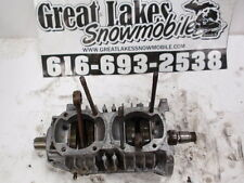 Ski Doo Rotax 377 F/C Rotax Snowmobile Engine Crankshaft Cases Citation SS 4500