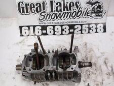 Ski Doo Rotax 377 F/C Rotax Snowmobile Engine Crankshaft Cases Citation SS 4500