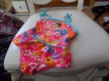 Nick Jr Toddler size 24m Dora one piece Swim suit